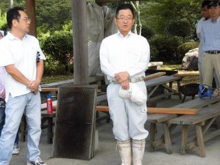 コープみやざき 「五ヶ瀬 稲刈り交流会」に参加しました。